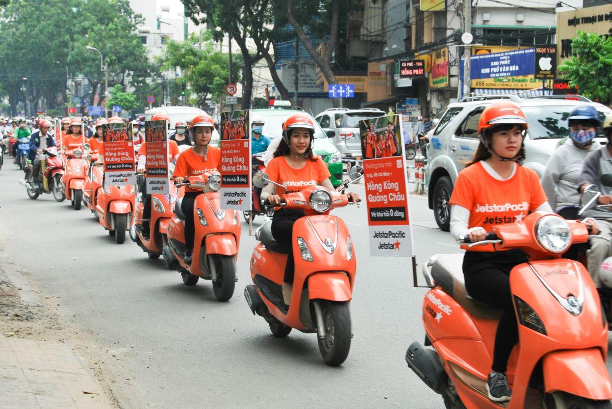 Tổ chức hoạt động Roadshow 1